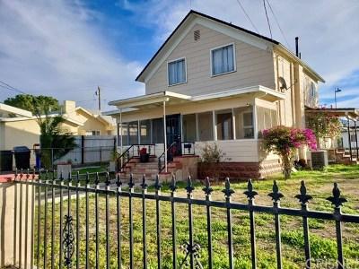 Highland Single Family Home For Sale: 6833 Orange Street