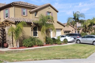 Corona Single Family Home For Sale