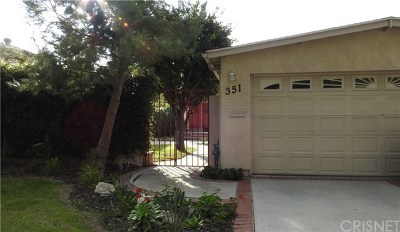 Rental For Rent: 351 N Catalina Street