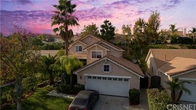 Saugus Single Family Home For Sale: 27709 Kristin Lane
