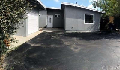 Reseda Single Family Home For Sale: 7812 Geyser Avenue