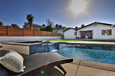 Brentwood, Calabasas, West Hills, Woodland Hills Single Family Home For Sale: 21641 Mulholland Drive