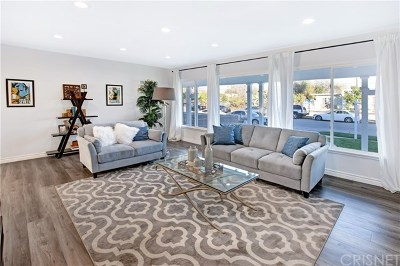 North Hollywood Single Family Home For Sale: 6651 Farmdale Avenue