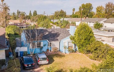Lake Balboa Single Family Home Active Under Contract: 6945 Forbes Avenue