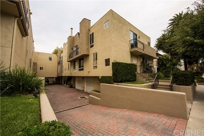Studio City Condo/Townhouse For Sale: 4231 Tujunga Avenue #A