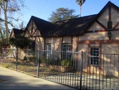 Tarzana Single Family Home For Sale: 5702 Donna Ave
