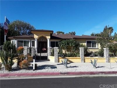 Tarzana Single Family Home For Sale: 5903 Topeka