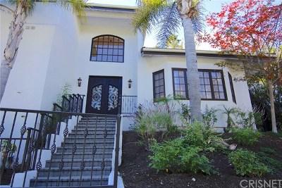 Sherman Oaks Single Family Home For Sale: 15020 Encanto Drive