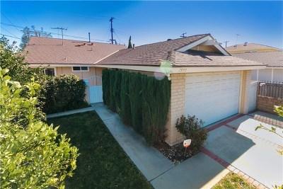 Winnetka Single Family Home For Sale: 7950 Oakdale Avenue