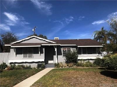 Pacoima Single Family Home For Sale: 11556 Fellows Avenue