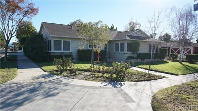 Northridge Single Family Home For Sale: 9250 McLennan Avenue