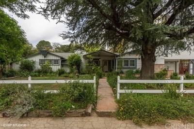 Woodland Hills Single Family Home For Sale: 6039 Oakdale Avenue