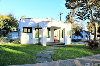 Pasadena Single Family Home For Sale: 914 N Catalina Avenue