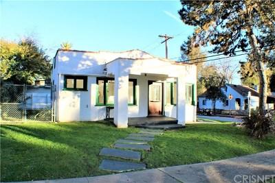 Pasadena CA Single Family Home For Sale: $649,999