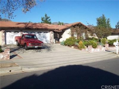 Sylmar Single Family Home For Sale: 13682 Herrick Avenue