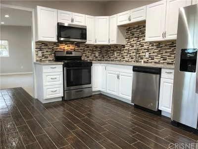 Littlerock Single Family Home For Sale: 10836 E Avenue R14