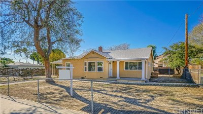 North Hollywood Single Family Home For Sale: 8039 Troost Avenue