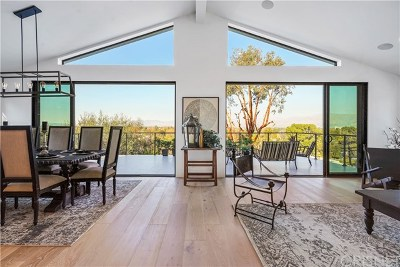 Studio City Single Family Home For Sale: 11553 Sunshine Terrace