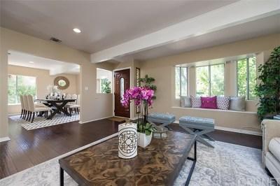 Encino Single Family Home For Sale: 5148 Hesperia Avenue