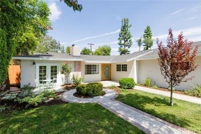 Woodland Hills Single Family Home For Sale: 22627 Califa Street