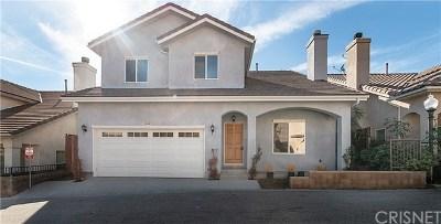 Sylmar Single Family Home For Sale: 11843 Apple Grove Lane