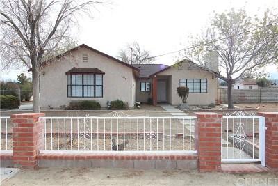 Littlerock Single Family Home For Sale: 9428 E Avenue T4