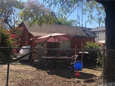 Azusa CA Single Family Home For Sale: $300,000