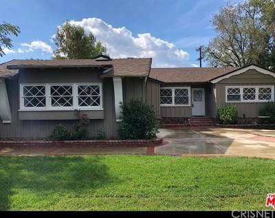 Woodland Hills Single Family Home For Sale: 5921 Fallbrook