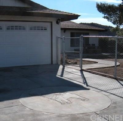 Acton Single Family Home For Sale: 1124 Buella Vista Road