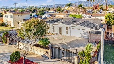 Chino Hills, Covina, Glendora, La Verne, West Covina, Chino, Claremont, Fontana, Ontario, Rancho Cucamonga, Upland Single Family Home For Sale: 1538 Armsley