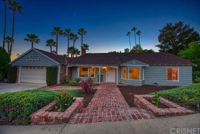 West Hills Single Family Home For Sale: 23348 Balmoral Lane