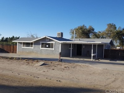 Littlerock Single Family Home For Sale: 9333 E Avenue T6