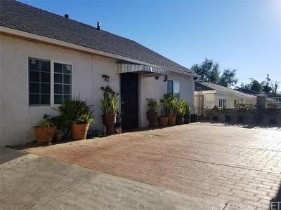 Sylmar Single Family Home For Sale: 13968 Beaver Street