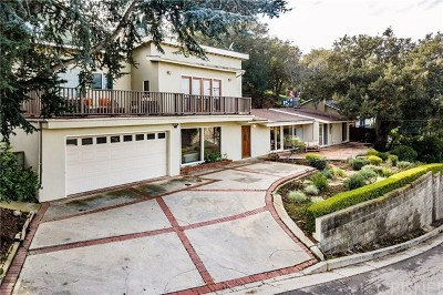 Sherman Oaks Single Family Home For Sale: 3285 Coy Drive