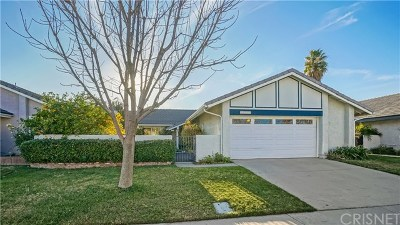 Valencia Single Family Home For Sale: 25715 Rancho Adobe Road