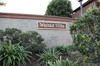 Valley Glen Condo/Townhouse For Sale: 5974 Costello Avenue #1