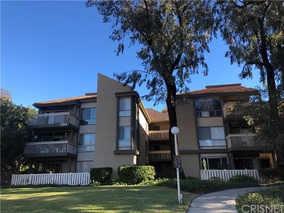 Thousand Oaks Condo/Townhouse For Sale: 254 Sequoia Court #13