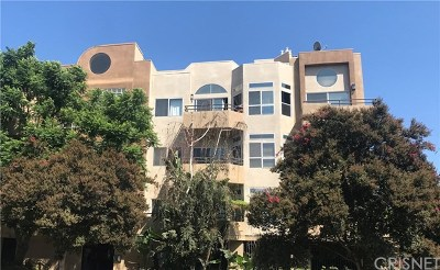 Studio City Condo/Townhouse For Sale: 4230 Colfax Avenue #102