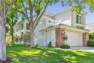 Valencia Condo/Townhouse For Sale: 24646 Brighton Drive #A