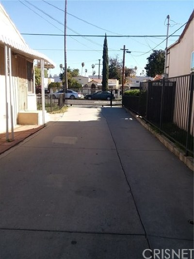 Van Nuys Multi Family Home For Sale: 6617 Vesper Avenue