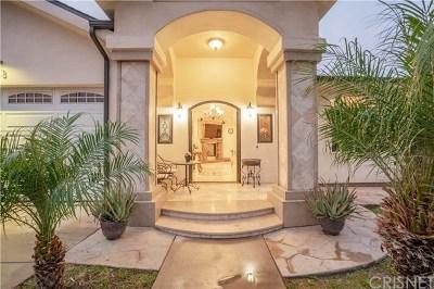 Van Nuys Single Family Home For Sale: 6953 Calhoun Avenue