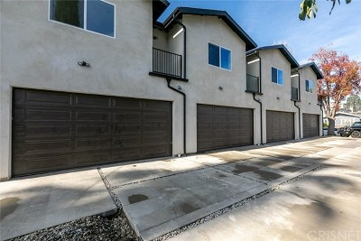 Van Nuys Multi Family Home For Sale: 13612 Leadwell Street