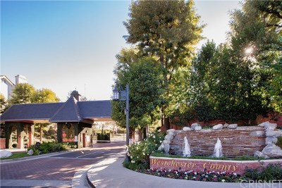 Brentwood, Calabasas, West Hills, Woodland Hills Single Family Home Active Under Contract: 4538 Westchester Drive