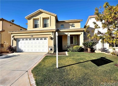 Canyon Country Single Family Home For Sale: 29349 Ryan Lane