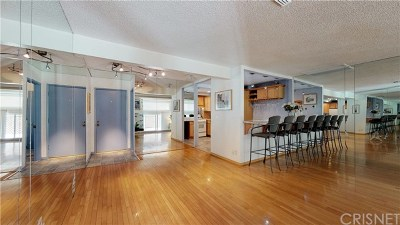 Valley Village Condo/Townhouse For Sale: 11912 Riverside Drive #2