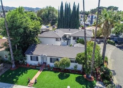 Studio City Multi Family Home For Sale: 4455 Bakman Avenue