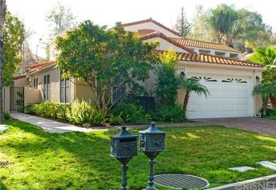 Calabasas Condo/Townhouse For Sale: 23018 Park Veneto