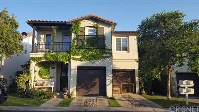Valencia Single Family Home For Sale: 23306 Montecito Place