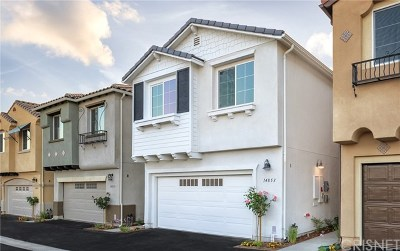Sylmar Single Family Home For Sale: 14852 W Castille Way