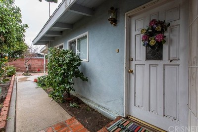 Reseda Single Family Home For Sale: 7528 Newcastle Avenue